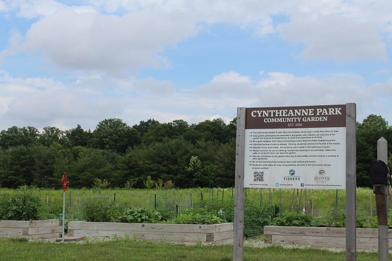 Cyntheanne Park Gardens